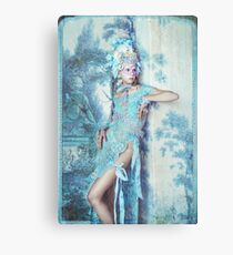 part of a painting Canvas Print