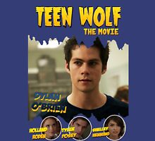 Teen Wolf Old Comic [Stilinski] Womens Fitted T-Shirt