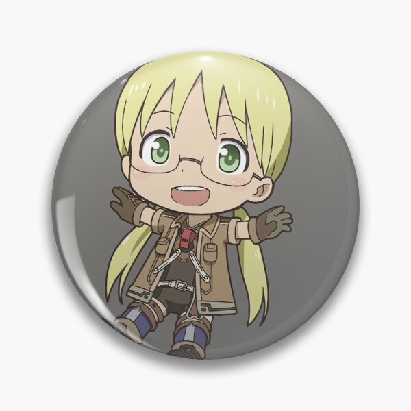 Made in Abyss Riko Pin