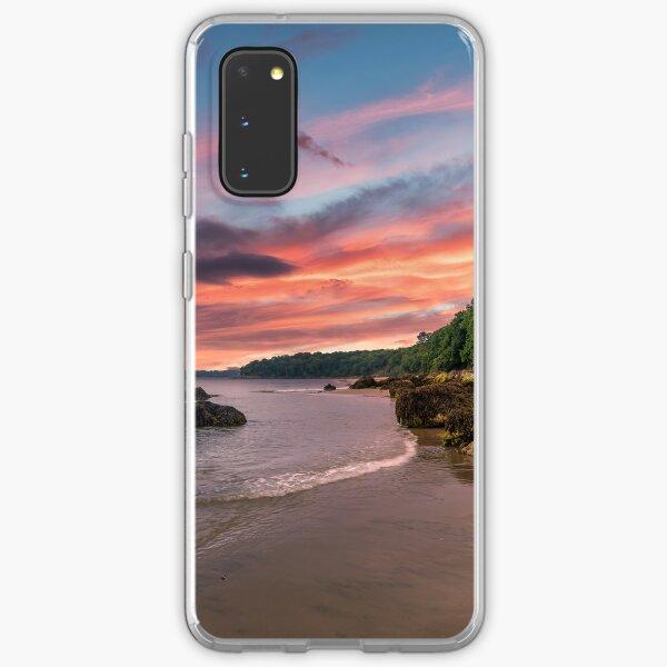 Priory Bay Isle Of Wight Samsung Galaxy Soft Case