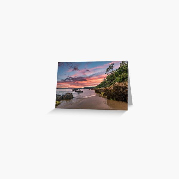 Priory Bay Isle Of Wight Greeting Card