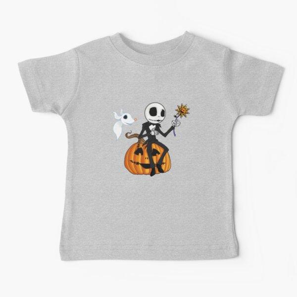 Jack and Zero Baby T-Shirt