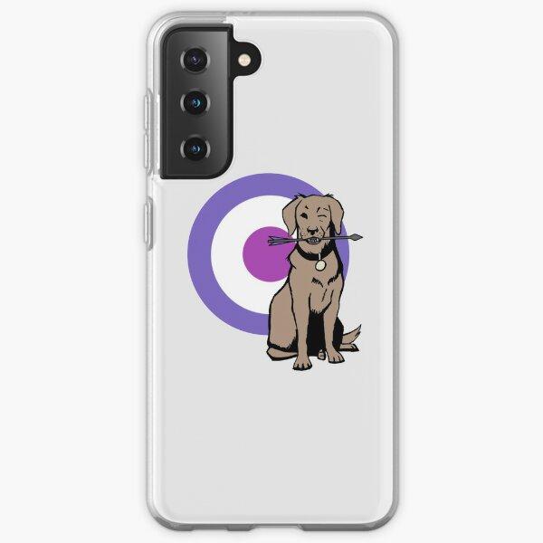 Lucky the Pizza Dog Samsung Galaxy Soft Case