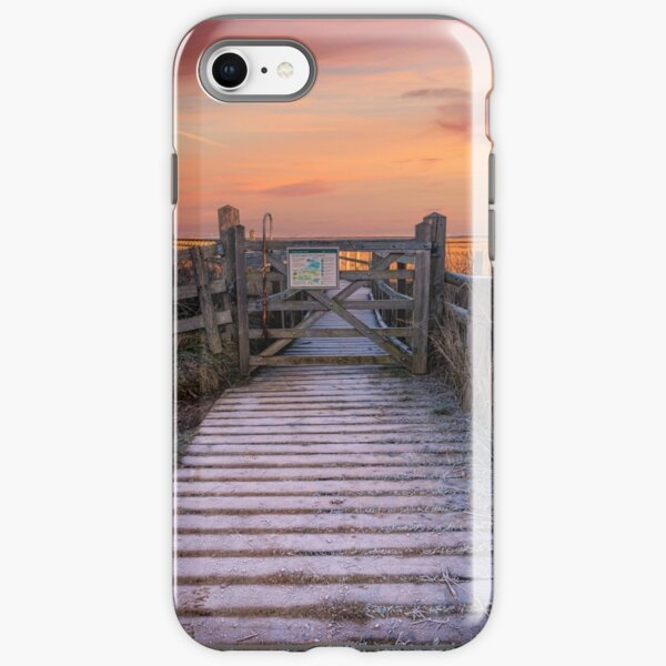 Newtown Saltmarsh IOW iPhone Tough Case