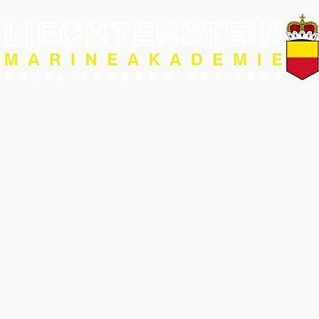 Liechtenstein Naval Academy by coates888