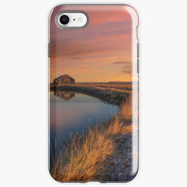 Newtown Saltmarsh Sunrise iPhone Tough Case