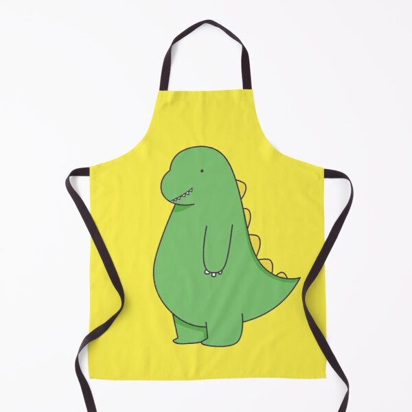 Big Dinosaur Cute Apron