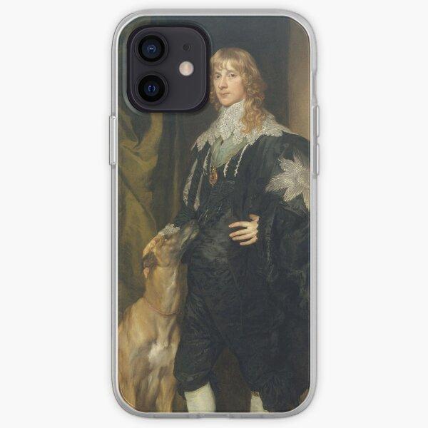 Anthony Van Dyck - James Stuart (1612–1655), Duke Of Richmond And Lennox iPhone Soft Case