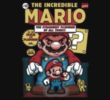 Incredible Mario | Unisex T-Shirt
