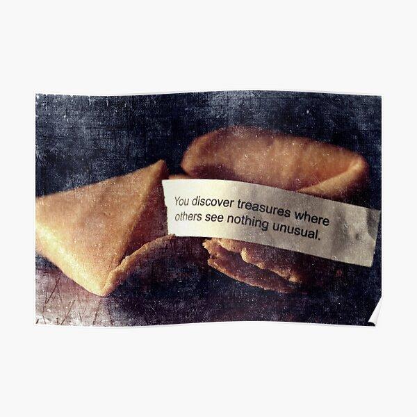 Confucius Say.... Poster