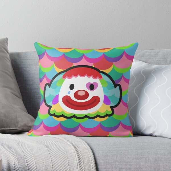 PIETRO ANIMAL CROSSING Throw Pillow