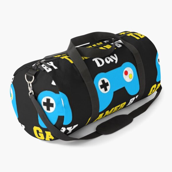 Technician By Day Gamer By Night Duffle Bag