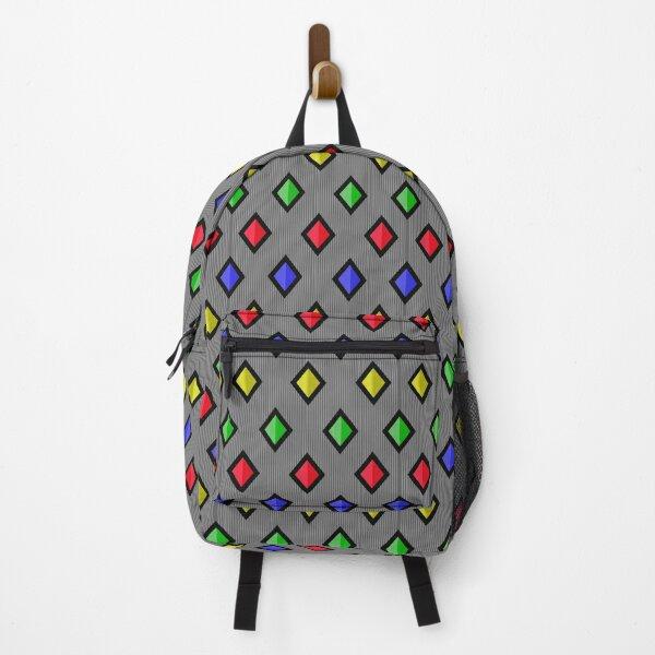 Zack Morris Quilt Backpack