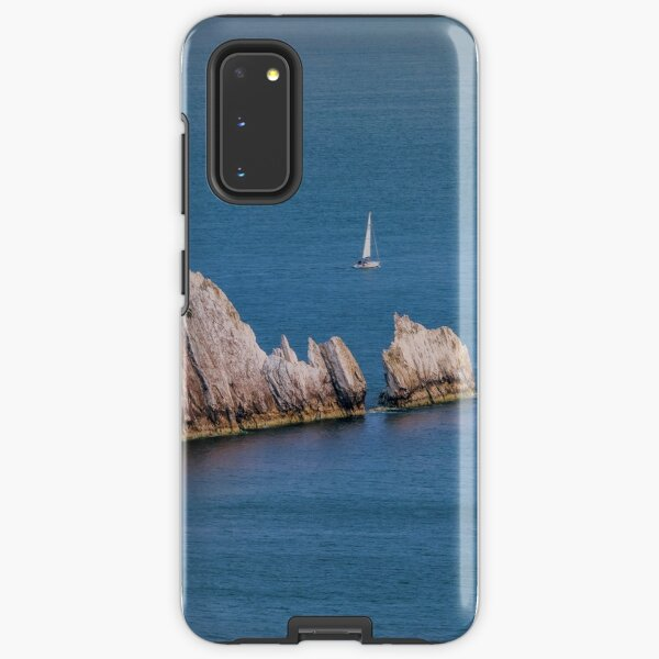 The Needles Isle Of Wight Samsung Galaxy Tough Case