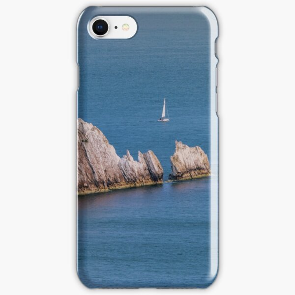 The Needles Isle Of Wight iPhone Snap Case
