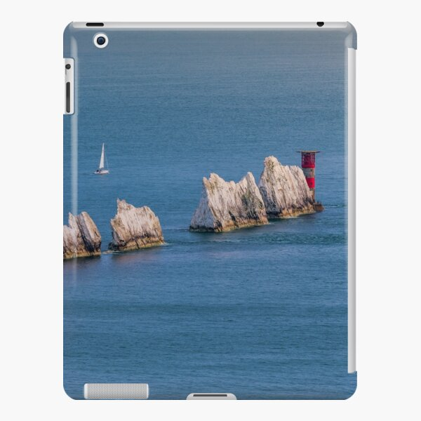 The Needles Isle Of Wight iPad Snap Case