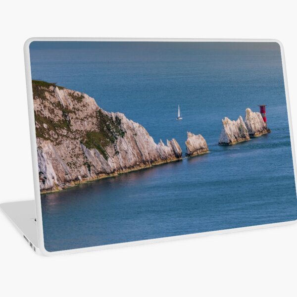 The Needles Isle Of Wight Laptop Skin