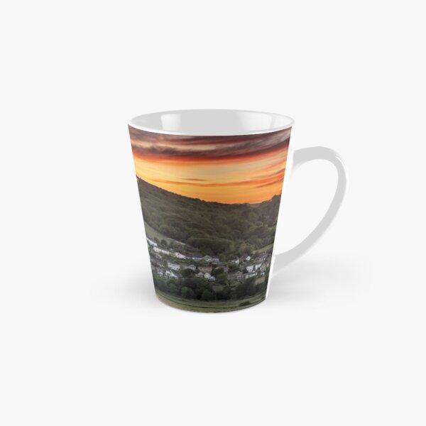 Brading Sunset Isle Of Wight Tall Mug