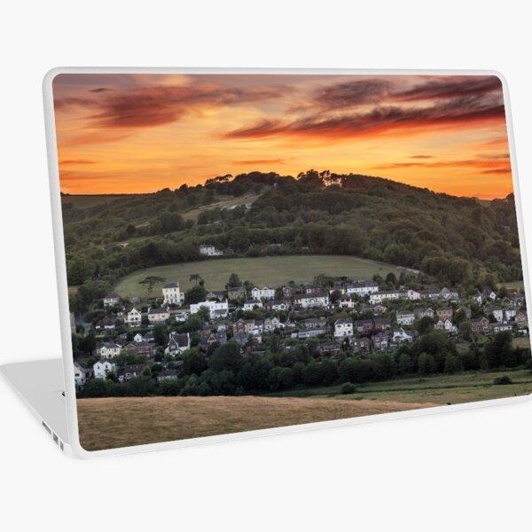 Brading Sunset Isle Of Wight Laptop Skin
