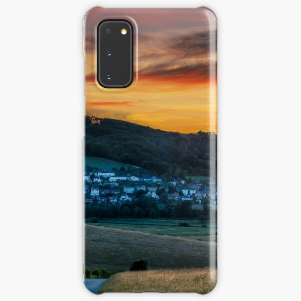Brading Town Isle Of Wight Samsung Galaxy Snap Case
