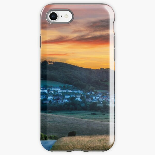 Brading Town Isle Of Wight iPhone Tough Case