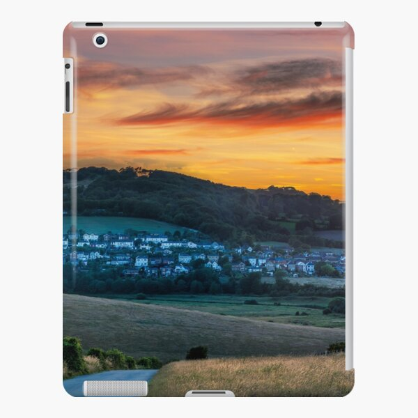 Brading Town Isle Of Wight iPad Snap Case