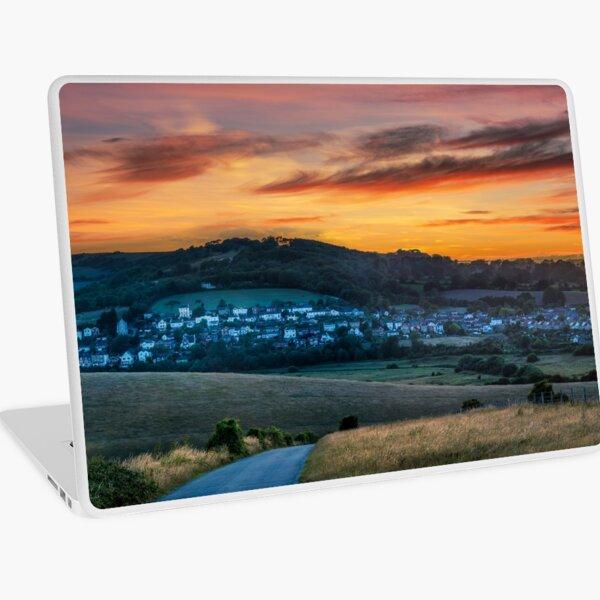 Brading Town Isle Of Wight Laptop Skin