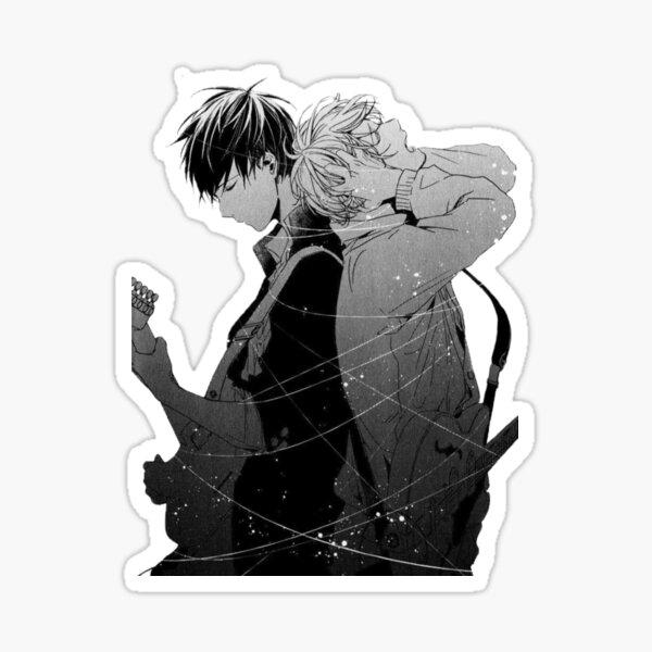 Éléments fournis: Uenoyama et Mafuyu Sticker