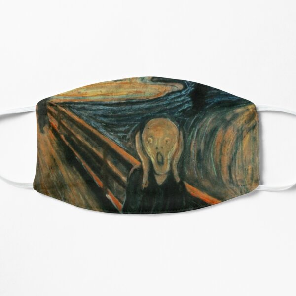 The Scream - Edvard Munch Mask