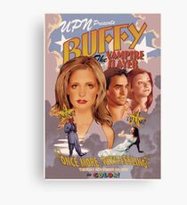 Buffy: Once More, With Feeling Canvas Print