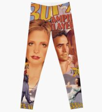 Buffy: Once More, With Feeling Leggings