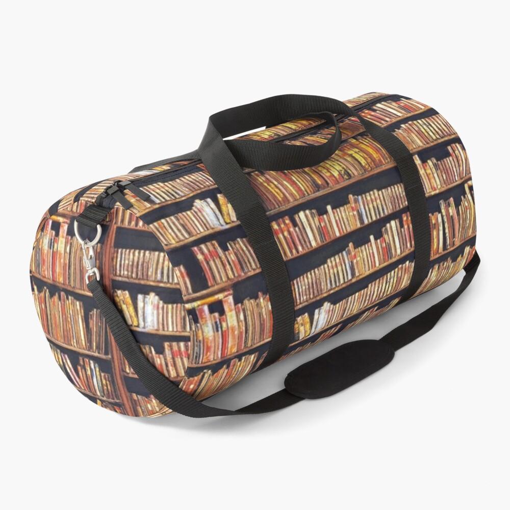 Bibliophile Duffle Bag