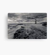 Penmon Lighthouse Canvas Print