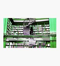 Librarian Photographic Print