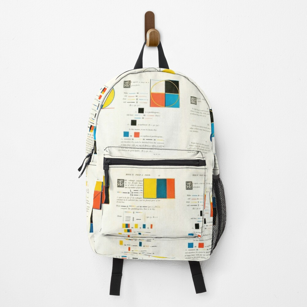 Euclidean joy Backpack