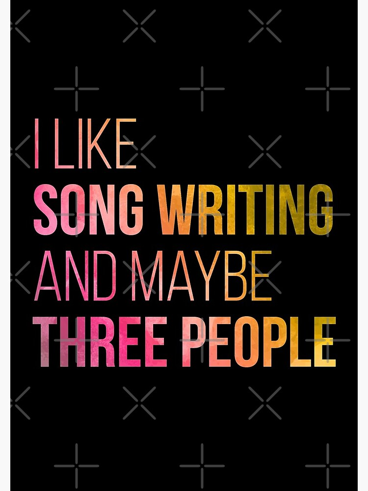 I like Song Writing and maybe three people in Watercolor by DuxDesign