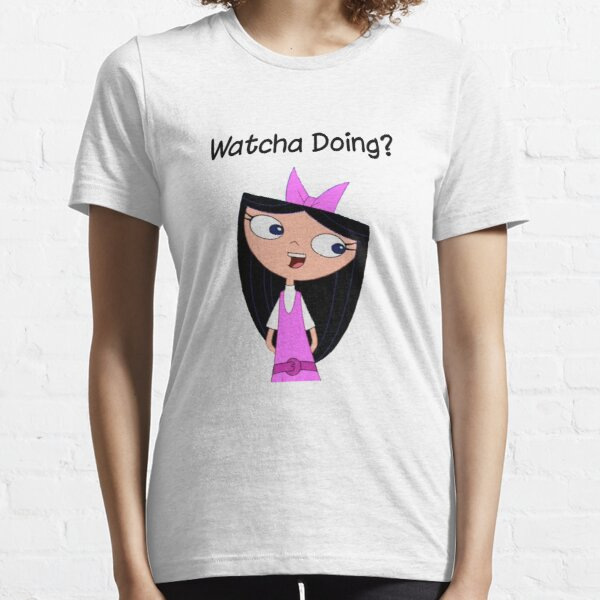 Phineas and Ferb - Isabella Essential T-Shirt