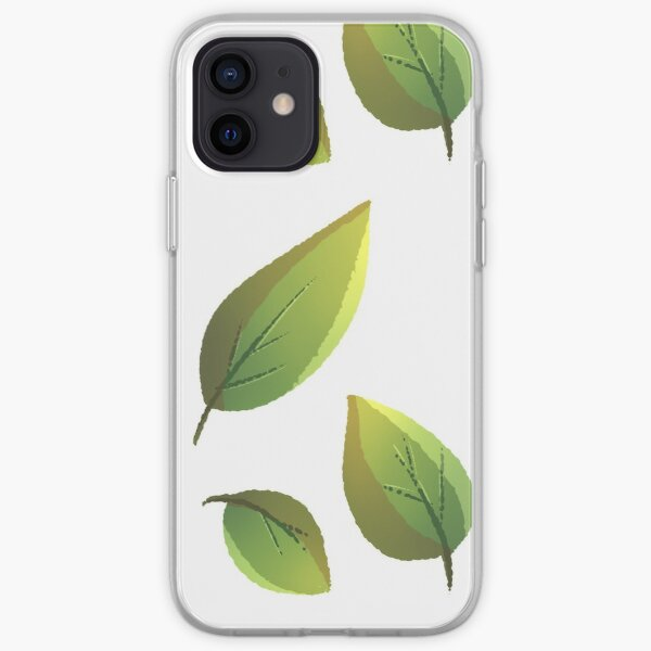 3 Leaves iPhone Soft Case