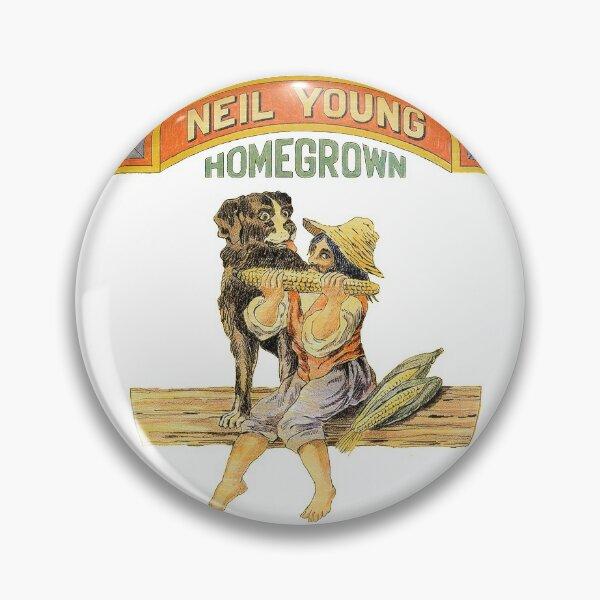 HomeGrown Pin