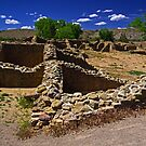 Aztec Ruins, NM by Marvin Collins