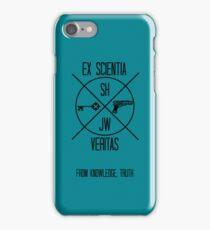 Sherlock Phone Case - Johnlock Edition iPhone Case/Skin
