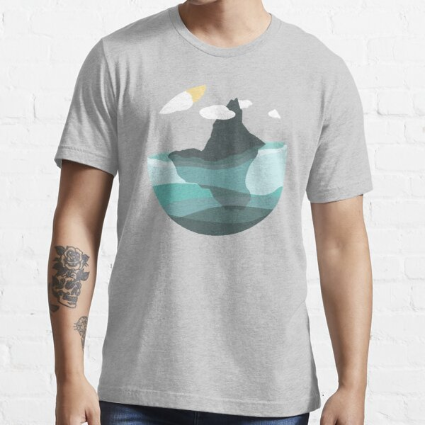 Tranquil Island Essential T-Shirt
