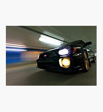 Subaru Impreza - Bugeye Photographic Print
