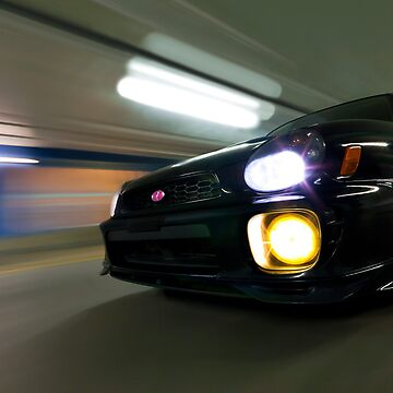 Subaru Impreza - Bugeye by lrtse