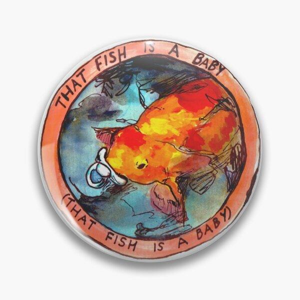 binky fish 2 Pin