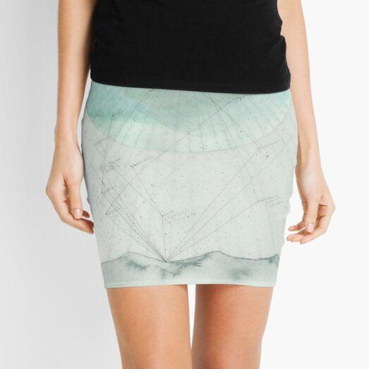Space Between Mini Skirt
