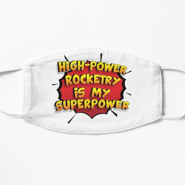 High-Power Rocketry est mon cadeau super design High-Power Rocketry dr�le Masque sans plis