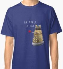 An Apple a Day Keeps the Doctor Away Classic T-Shirt