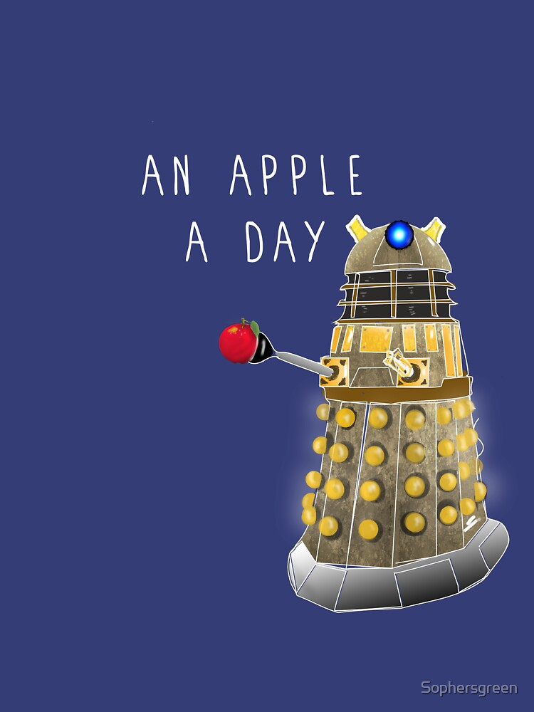 An Apple a Day Keeps the Doctor Away | Unisex T-Shirt