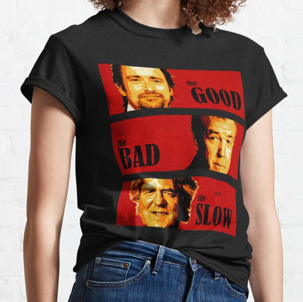 The Good, The Bad and The Slow  Classic T-Shirt